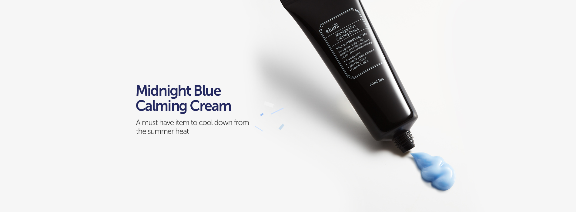 Klairs Midnight Blue Calming Cream 60 ml